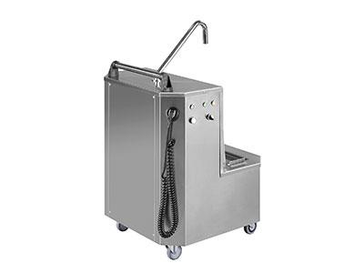 olejový vozík - gastronomické zařízení