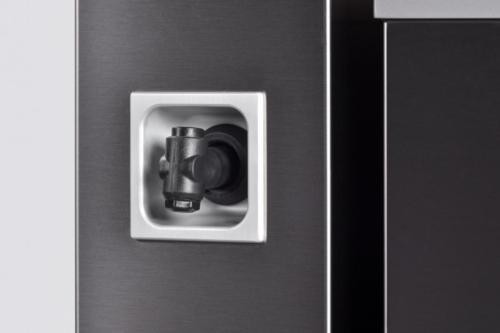Sprcha s automatickým navíjením