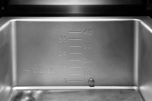 Měrka množství tekutiny