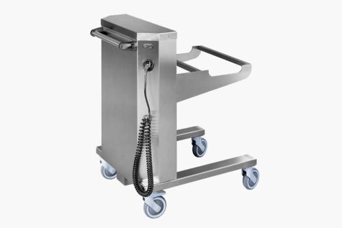 Manipulační elektricko akumulátorový vozík se zdvihem